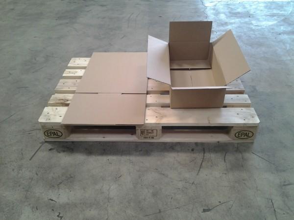 Faltkarton 595 x 295 x 140 mm W1