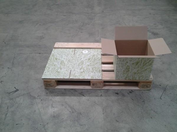 Faltkarton 350 x 300 x 300 mm W1
