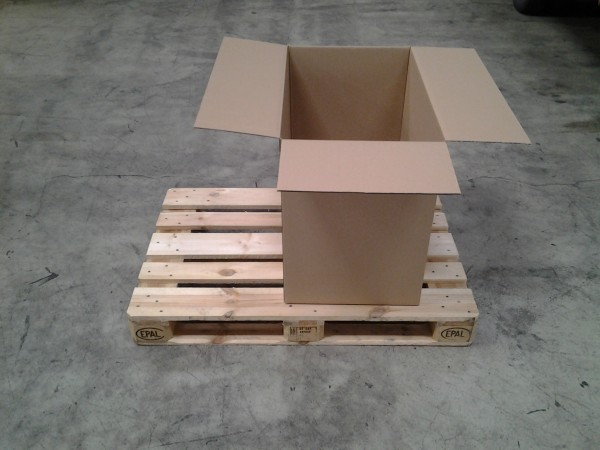 Faltkarton 725 x 460 x 630 mm W2