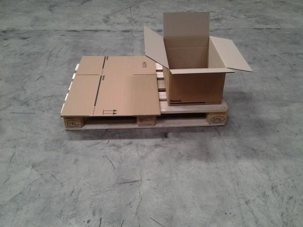 Faltkarton 595 x 385 x 290 mm W2