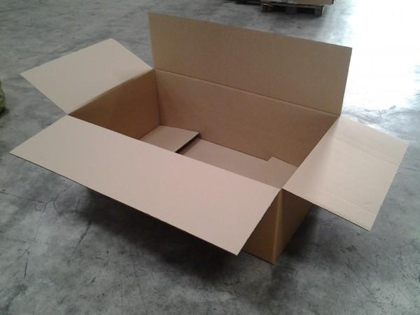 Faltkarton 1240 x 710 x 410 mm W2