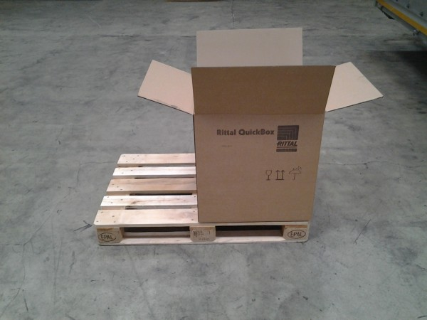 Faltkarton 610 x 525 x 630 mm W2
