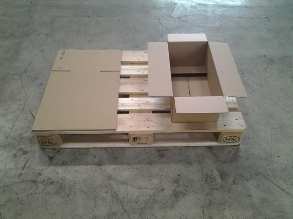 Faltkarton 520 x 260 x 190 mm W1