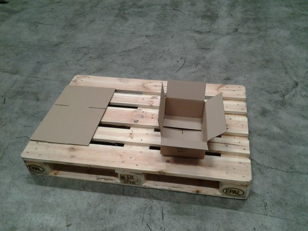 Faltkarton 310 x 220 x 120 mm W1