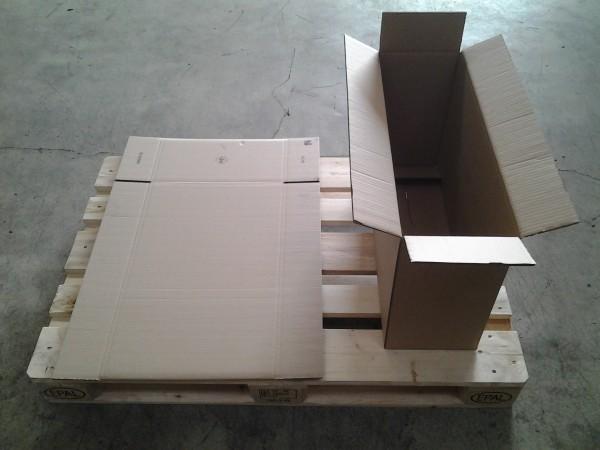 Faltkarton 660 x 215 x 400 mm W2