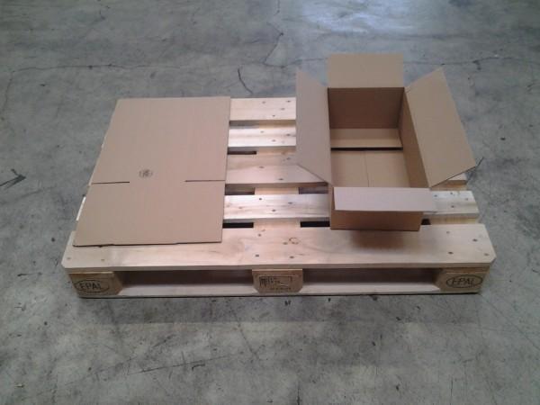 Faltkarton 460 x 250 x 170 mm W1