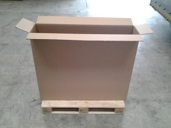 Faltkarton 1260 x 310 x 1030 mm W2