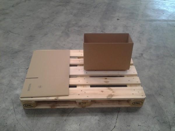 Faltkarton 495 x 243 x 315 mm W2