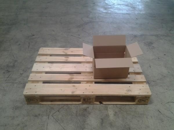 Faltkarton 350 x 230 x 243 mm W1
