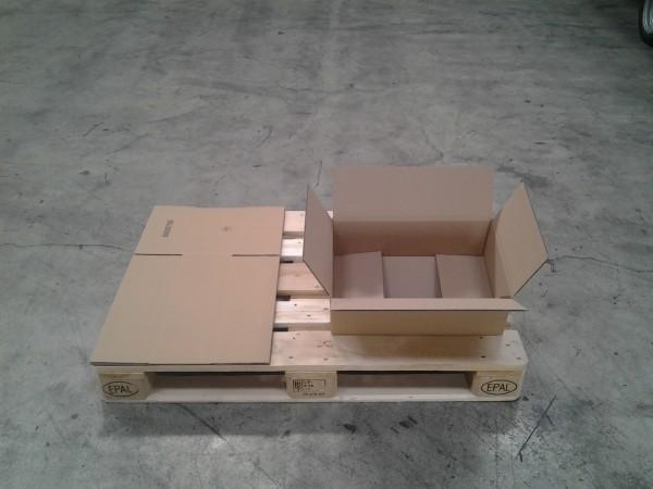 Faltkarton 485 x 310 x 150 mm W2