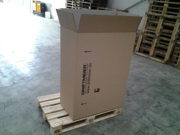Faltkarton 900 x 460 x 1225 mm W2