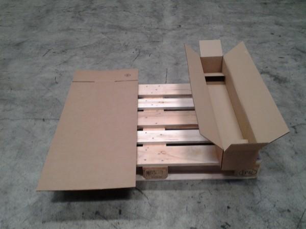 Faltkarton 975 x 167 x 135 mm W2
