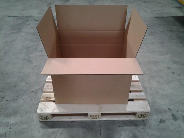 Faltkarton 780 x 580 x 600 mm W2
