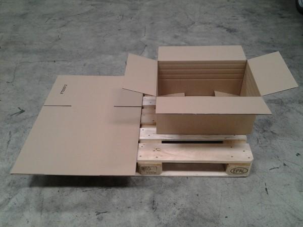 Faltkarton 585 x 385 x 285 mm W2