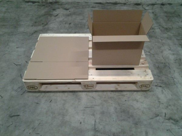 Faltkarton 463 x 240 x 336 mm W1