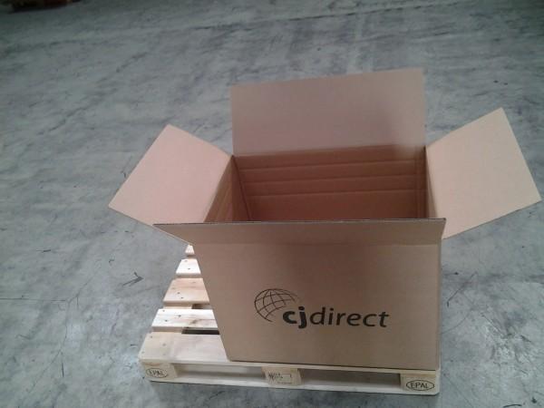 Faltkarton 786 x 586 x 572 mm W2
