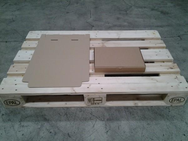 Faltkarton 340 x 240 x 45 mm W1
