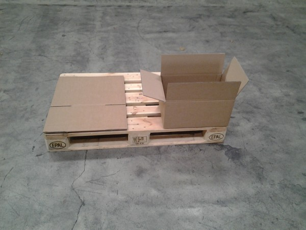 Faltkarton 430 x 278 x 213 mm W2