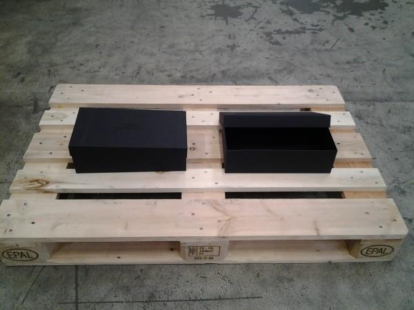 Faltkarton 350 x 190 x 100 mm Pappe