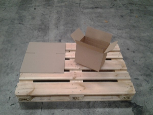 Faltkarton 305 x 215 x 250 mm W1