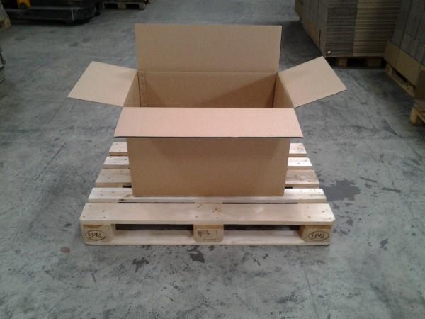 Faltkarton 760 x 470 x 480 mm W2