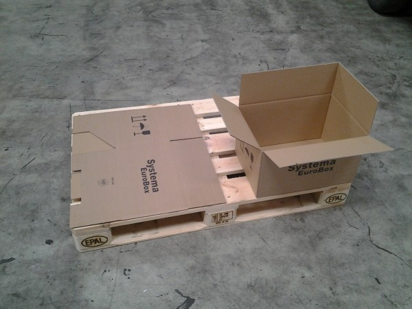 Faltkarton 430 x 310 x 200 mm W1