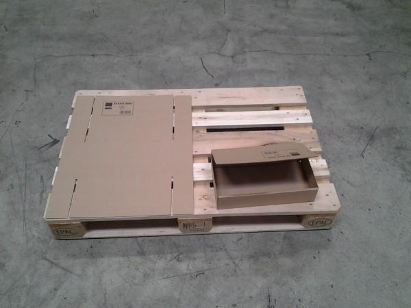 Faltkarton 400 x 210 x 90 mm W1