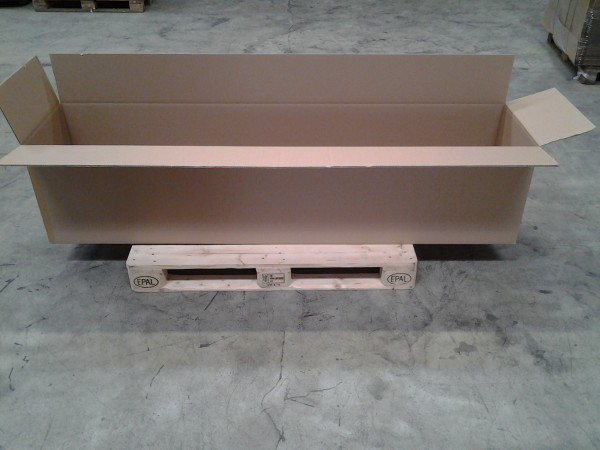 Faltkarton 1990 x 435 x 440 mm W2