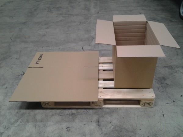 Faltkarton 585 x 385 x 500 mm W2