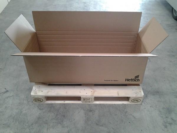 Faltkarton 1250 x 480 x 390 mm W2