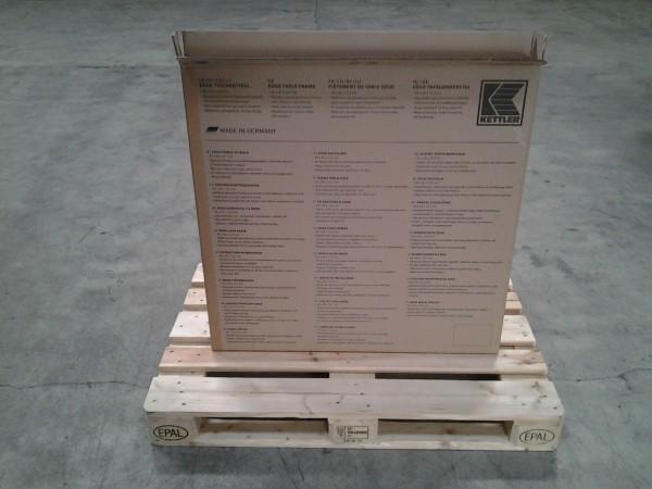 Faltkarton 910 x 65 x 880 mm W2