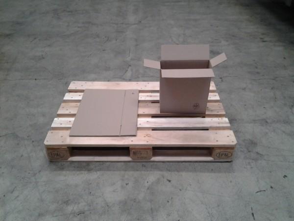 Faltkarton 320 x 100 x 350 mm W1