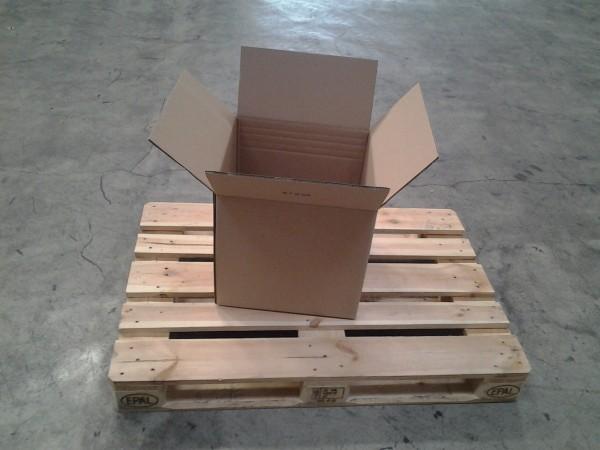 Faltkarton 425x425x400mm W2