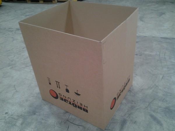 Faltkarton 900 x 800 x 1015 mm W2