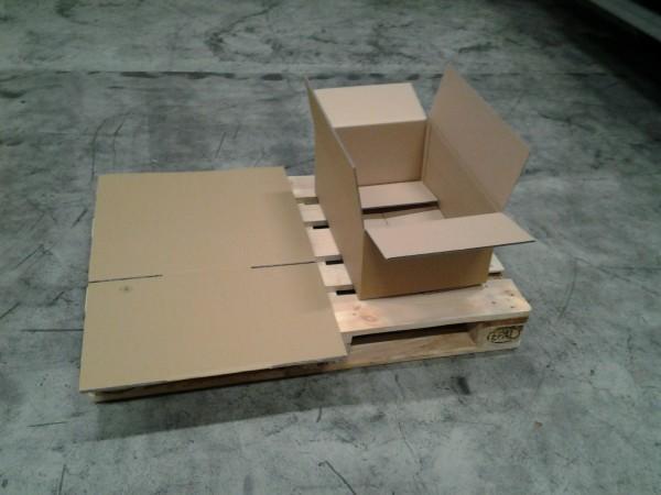 Faltkarton 565 x 370 x 230 mm W2