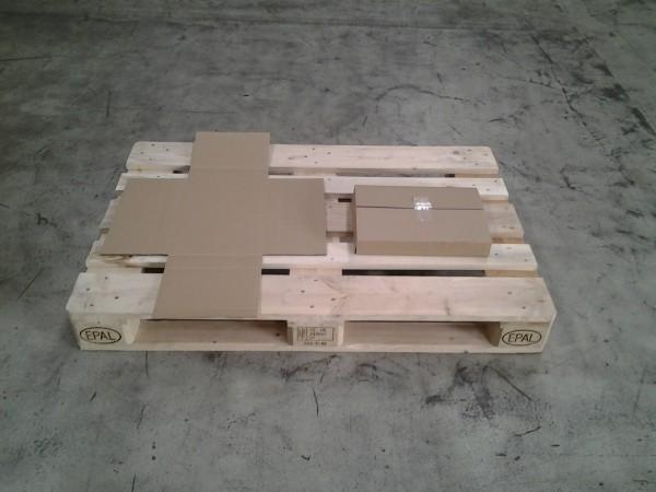 Faltkarton 360 x 242 x 42 mm W2