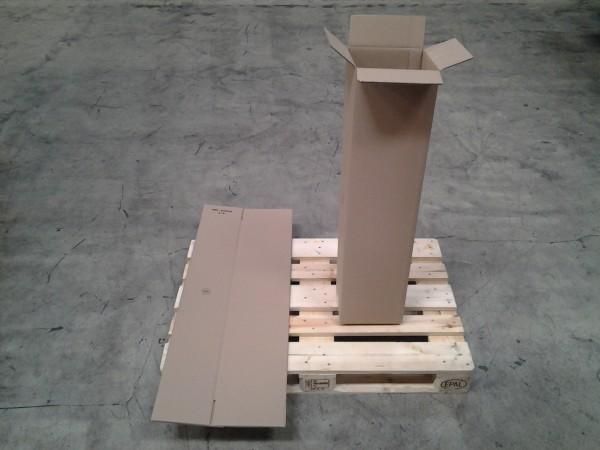 Faltkarton 250 x 200 x 1050 mm W2