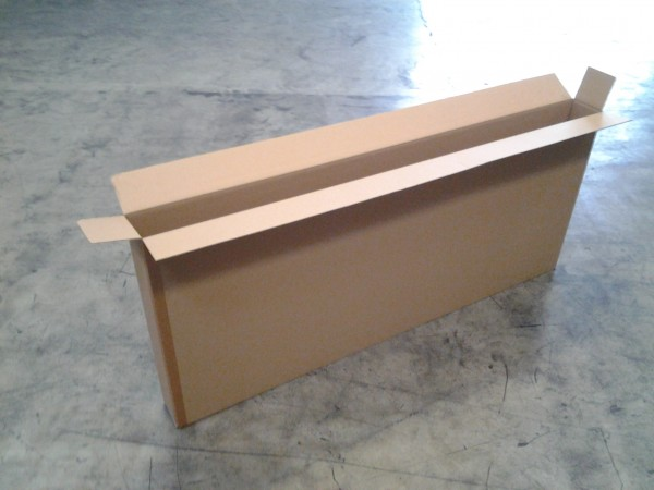 Faltkarton 1950 x 145 x 820 mm W2