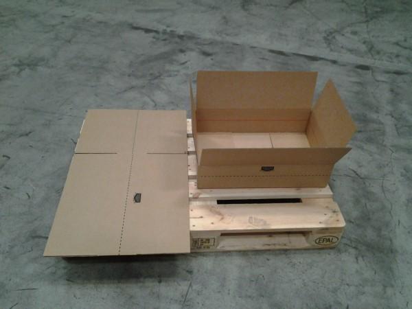 Faltkarton 590 x 390 x 143 mm W1