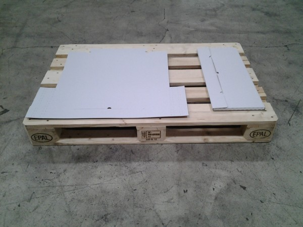 Kalenderverpackung 545 x 245 x 10 mm W1