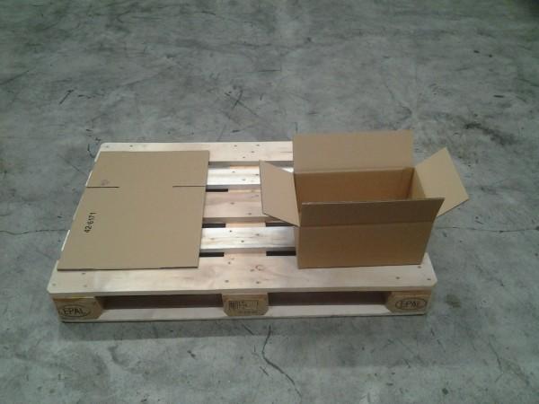 Faltkarton 390 x 237 x 183 mm W2
