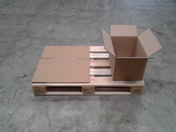 Faltkarton 430 x 310 x 280 mm W1
