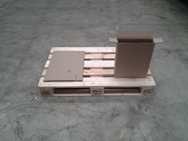 Faltkarton 330 x 70 x 430 mm W2