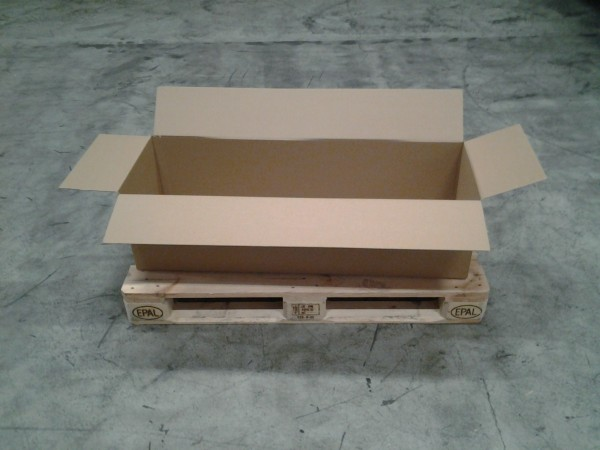 Faltkarton 1100 x 370 x 300 mm W1