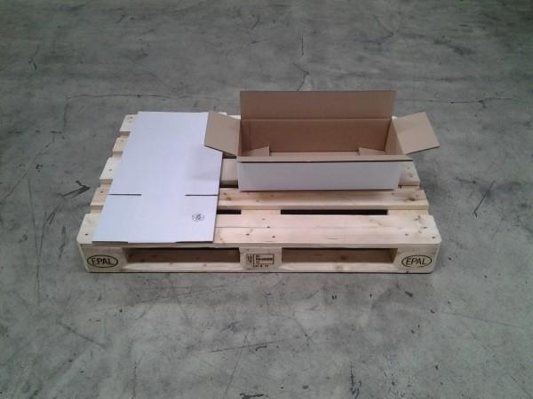 Faltkarton 572 x 220 x 140 mm W2