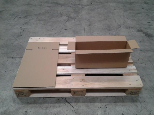 Faltkarton 520 x 150 x 210 mm W1