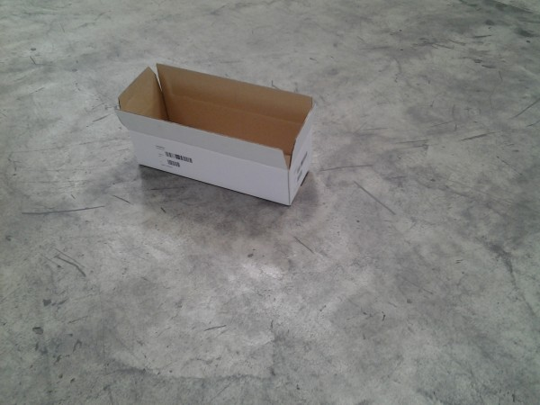 Faltkarton 570 x 216 x 142 mm W2