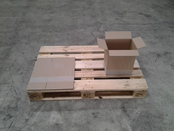 Faltkarton 272 x 181 x 332 mm W1
