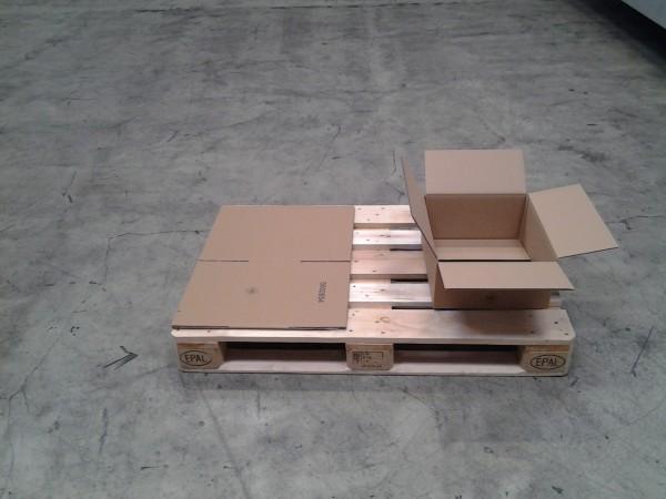 Faltkarton 390 x 340 x 166 mm W2