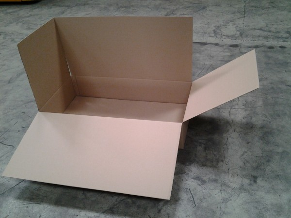 Faltkarton 1185 x 585 x 235 mm W2